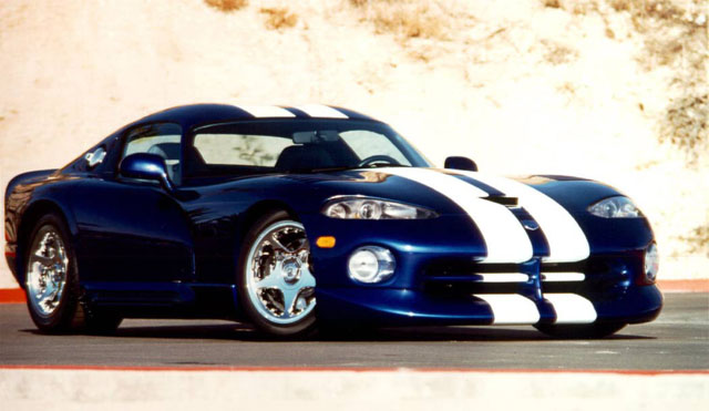 Dodge Viper GTS Specifications